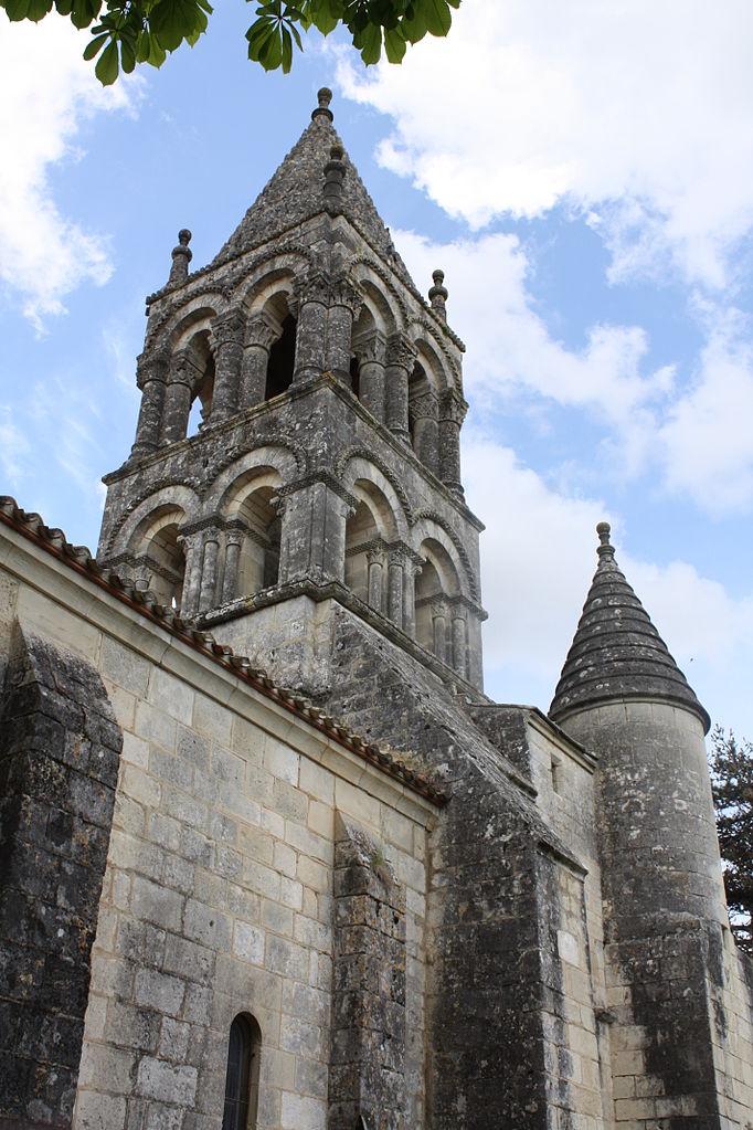 Narbonne Version 3 1: File:Clocher De L'Eglise De Trois-Palis -16- Photo 1.JPG