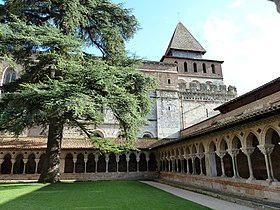 image illustrative de l'article Abbaye Saint-Pierre de Moissac