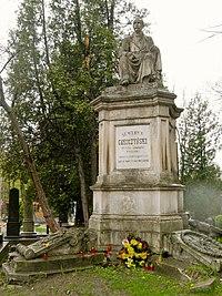 Cmentarz łyczakowski - Seweryn Goszczyński.jpg