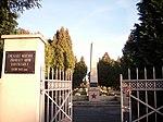 Cmentarz wojenny żołnierzy Armii Radzieckiej w Sycowie -1.jpg