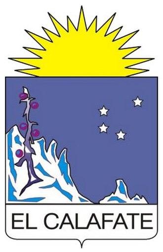 El Calafate - Image: Coa el calafate