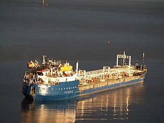 Volgotanker - Tanker Volgoneft-250