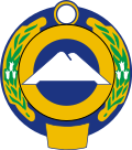 Coat of Arms of Karachay-Cherkessia.svg