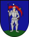 Coat of arms of Melenci.png