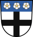 Coat of arms of Zrno Family.png