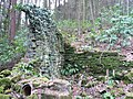Cocking Tor - Woodland Ruin - geograph.org.uk - 347418.jpg