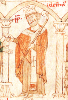 Pope Celestine III 12th-century Catholic pope