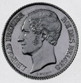 Coin BE 0.50F Leopold I naked head obv 15.TIF