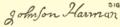 Col Johnson Harmon, signature.png