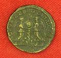 Collezione numismatica di lorenzo il magnifico, settimio severo, sesterzio con victoriae brittannicae, 209.JPG
