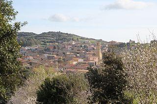 Collinas,  Sardegna, Италия