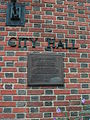Colonial Annapolis Historic District - NHL marker.JPG
