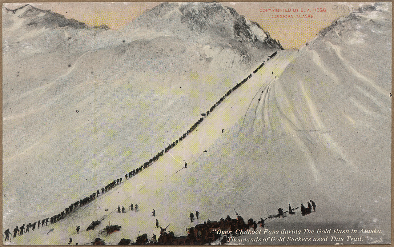 map of the west usa with File Color Post Card   22over Chilkoot Pass During The Gold Rush In Alaska  Thousands Of Gold Seekers Used This Trail  22   Nara   297823 on Boston in addition Boston likewise Nicotiana Obtusifolia6 l furthermore 4923703862 additionally Fg.
