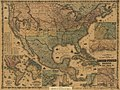 Colton's rail-road and military map of the United States, Mexico, the West Indies, etc. LOC gm71000834.jpg