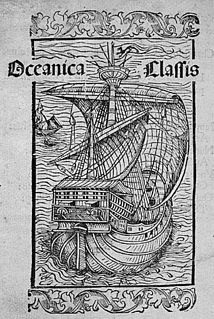Columbuss letter on the first voyage 1493 document by Christopher Columbus