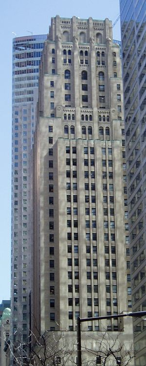 Darling and Pearson - Canadian Bank of Commerce Building, Toronto, 1930