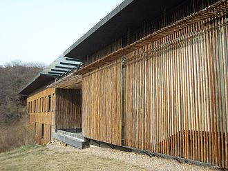 Kengo Kuma - Commune by the Great Wall of China