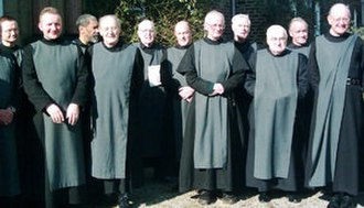 Community of the Resurrection - Some members of the community