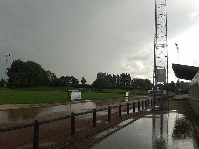 Complexe sportif de Fleurus, Belgique