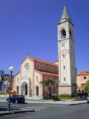 Roman Catholic Diocese of Oppido Mamertina-Palmi - Co-cathedral in Palmi