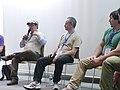 Conférence Le jeu de rôle, source de création littéraire - Dimanche - Japan Expo 2013 - P1670478.jpg