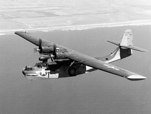Consolidated PBY-6A Catalina USN in flight c1945.jpeg