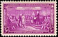 Constitution Sesquicentennial 1937 Issue-3c.jpg