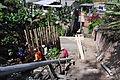 Construcción de escalinata de 16 metros en la Ciudadela Eloy Alfaro (9215111049).jpg