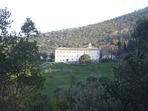 Passionists - Monastery of the Presentation in Monte Argentario, Tuscany.