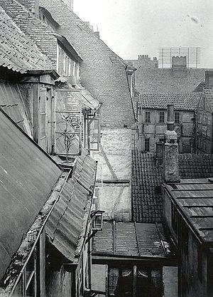 Borgergade - Slum