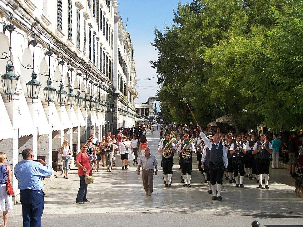Corfu Marching Band