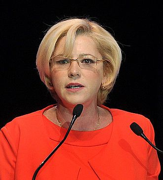 2014 European Parliament election in Romania - Image: Corina Cretu