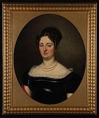 Portret van Anna Jozina van der Pot (1792-1867)