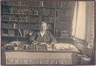 Gurlitt - Art historian Cornelius Gurlitt, in 1905