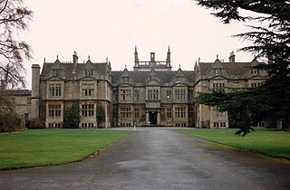 Grade I listed English country house in Corsham, United Kingdom