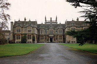 Bath Spa University - Corsham Court