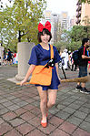 Cosplayer of Kiki, Kiki's Delivery Service at PF23 20151025a.jpg
