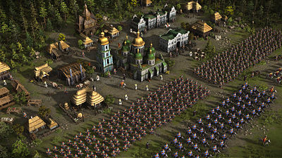 Picture of a game: Cossacks 3