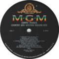 Country & Western – Golden Hits by Connie Francis.png