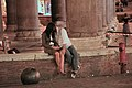 Couple at the Pantheon in Rome.jpg