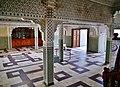 Courcouronnes Grand Mosquée Innen Eingangsbereich 2.jpg