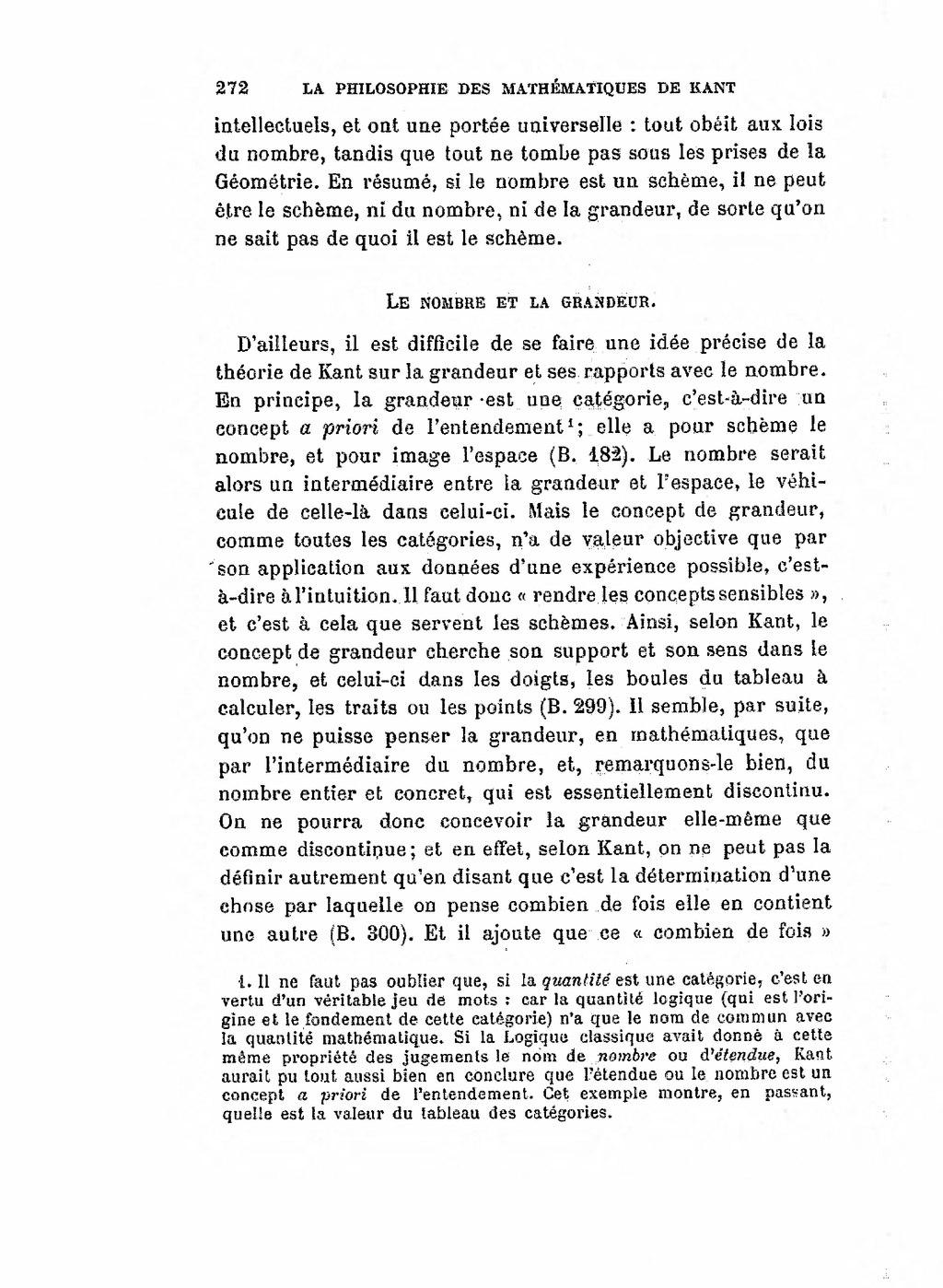 Page Couturat Le Principes Des Mathematiques La Philosophie Des