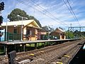 Cowan railway station platform 2 from crossing.jpg