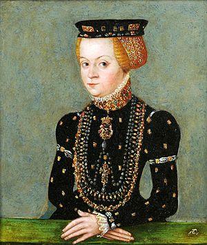 Sophia Jagiellon, Duchess of Brunswick-Lüneburg - Image: Cranach the Younger Sophia Jagiellon