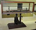 Crescograph - Jagadish Chandra Bose Museum - Bose Institute - Kolkata 2011-07-26 4039 Cropped.JPG