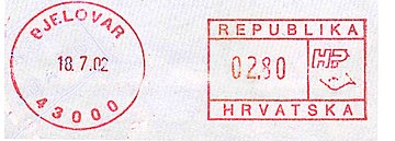 Croatia stamp type B1p2.jpg