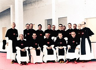 Canons Regular of the Order of the Holy Cross - Crosier Fathers from the Netherlands, in Campo Belo, Minas Gerais, Brazil
