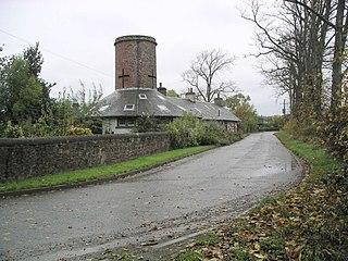 Pitkeathly Wells Human settlement in Scotland