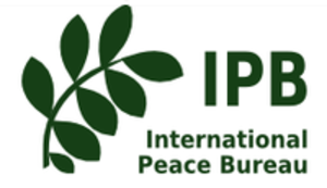 International Peace Bureau - Image: Current IPB Logo