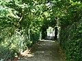 Cycleway approaching Wade Road - geograph.org.uk - 845039.jpg